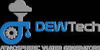 Dewtech Logo 3d